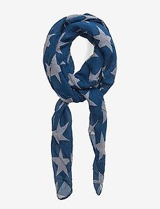 Fine Twilight - szaliki i chusty - mazarine blue