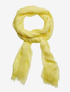 Shiki - scarves - yellow