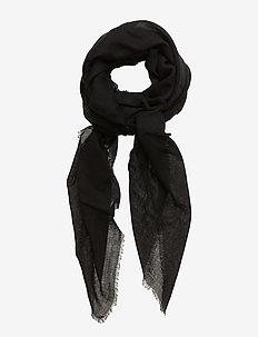 Mill - sjaals - black