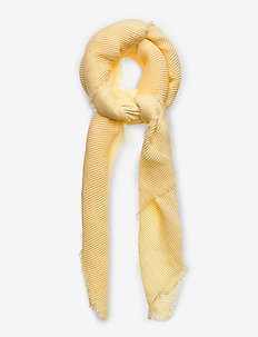 Asta Povi Scarf Seasonal Col. - SOFT YELLOW