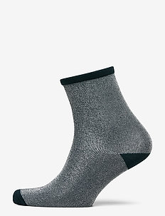 Dina Solid Coll. - chaussettes - darkest spruce