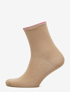 Diana - chaussettes - brownish