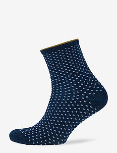 Dina Small Dots - TWILIGHT BLUE