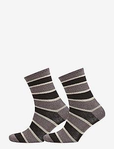 Dory Stripe - BLACK