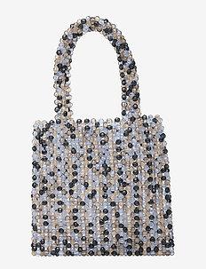 Bead Bag - BLUE