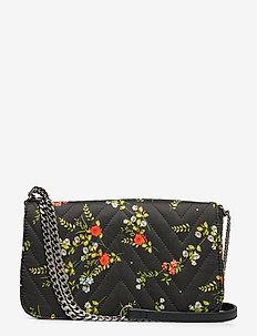 Mera Flower - shoulder bags - black