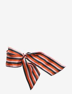 Silk Bracelet Stripe - bangles - green gables