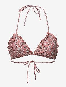 Bikini Dahna top - bikinitopper - lantana