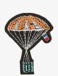 Balloon - hair pins - firecracker