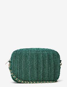 Paya Glittery - clutches - irish green
