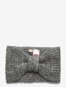 Lory - bandeaux - grey melange