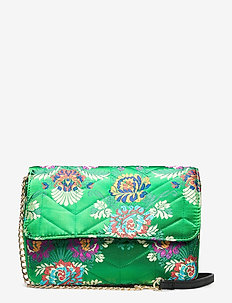 Pria - clutches - irish green