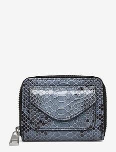 Snake Petit Wallet - porte-monnaies - dusk blue