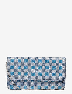 Tipo Check bag - LIGHT BLUE