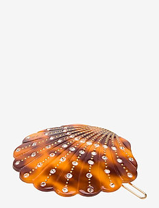 Stargrass Hairclip - hår accessories - brownish