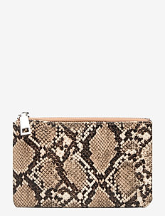 Snake Lyla Purse - porte-monnaies - brownish