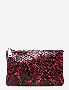 Snake Lyla Purse - porte-monnaies - red