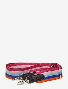 Rainbow strap - RASPBERRY ROSE