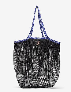 Reya Market Bag - shopperit - black
