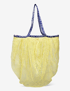 Reya Market Bag - shoppers - soft yellow