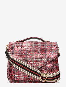 Lovish Mara Bag - FIERY RED