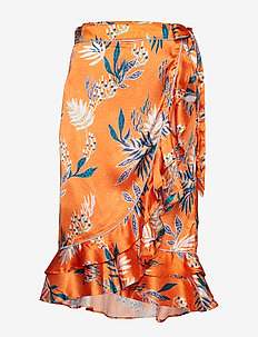 Sylvia Camilla Skirt - ORANGE