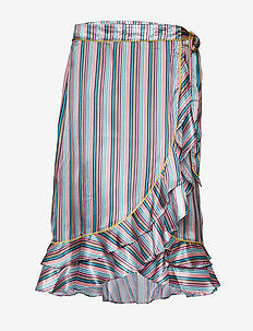 Stria Camillia Skirt - MULTI COL.