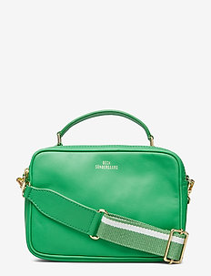 Feels Bag - shoulder bags - fern green