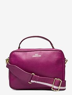Feels Bag - shoulder bags - raspberry red