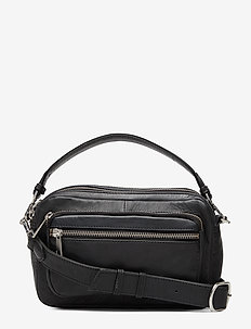 Veg Molly Bag - top-handle - black