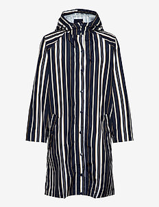 Pencil Magpie Raincoat - rainwear - navy blue