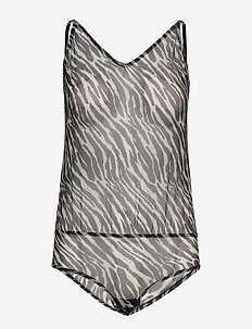 Zebra Twila Body - BLACK