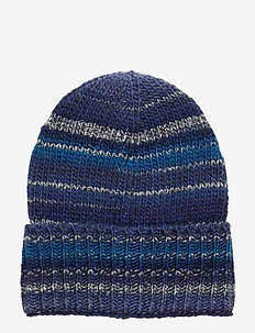 Jadia Mix Beanie - navy blue