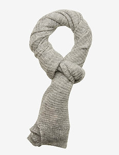 Janu Scarf - LIGHT GREY MELANGE