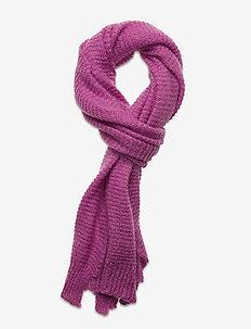 Janu Scarf - szaliki i chusty - violet