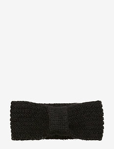 Lina Headband - BLACK