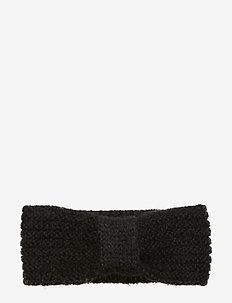 Lina Headband - BLACK