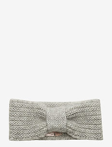 Lina Headband - LIGHT GREY MELANGE