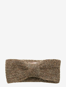 Lina Headband - MELANGE BROWN