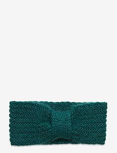 Lina Headband - headbands - petrol