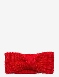 Lina Headband - headbands - red