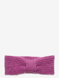 Lina Headband - headbands - violet