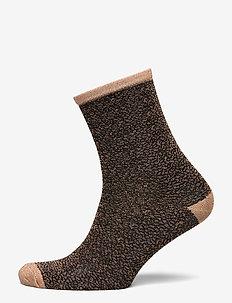 Dina Animal Sock - ROSE