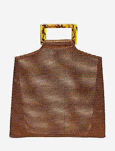 Glimmer Bag - top-handle - copper