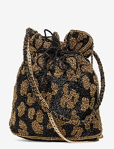 Lena Tora Bag - bucket-vesker - gold