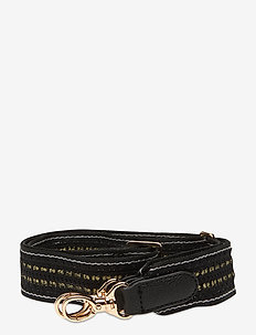 Lacis Strap - bag straps - black