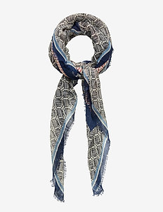 Mynthe Scarf - BLUE