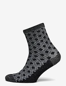 Delilah Diamons Sock - sokker - light grey