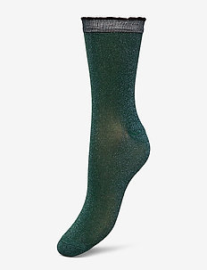 Darla Sock - DARKEST GREEN