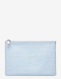 Solid Lyralla Purse - necessärer - light blue